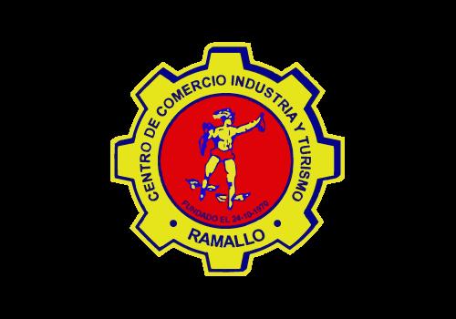 Logo CENTRO DE COMERCIO - INDUSTRIA Y TURISMO RAMALLO