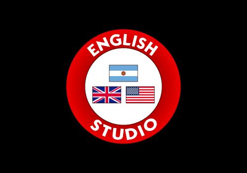 Logo ENGLISH STUDIO - ESTUDIO DE INGLÉS