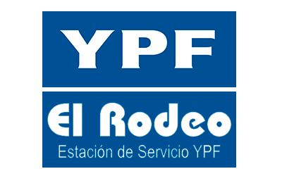 Logo ESTACIÓN DE SERVICIO YPF COMBUSTIBLES EL RODEO S.A.
