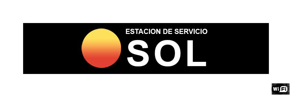 Logo ESTACIÓN DE SERVICIO SOL