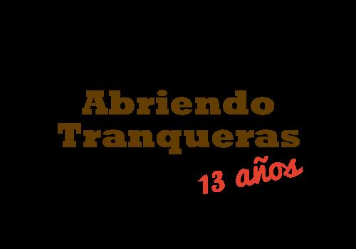 Logo GRAN PEÑA 13 AÑOS DEL PROGRAMA RADIAL ABRIENDO TRANQUERAS