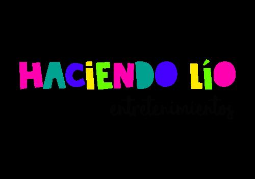 Logo HACIENDO LIO ENTRENIMIENTOS