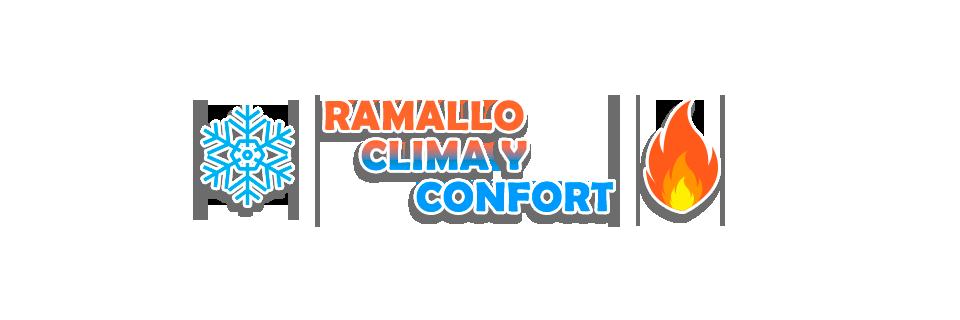 Logo RAMALLO CLIMA Y CONFORT