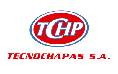 Logo TECNOCHAPAS S.A.