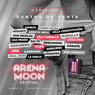ARENA MOON FESTIVAL 1